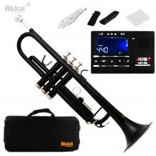 Aklot Bb B Flat Beginner Marching Band Trumpet B...